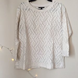 Detailed long sleeve